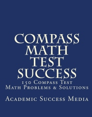 Free Compass Test Practice, Preparation, and Review